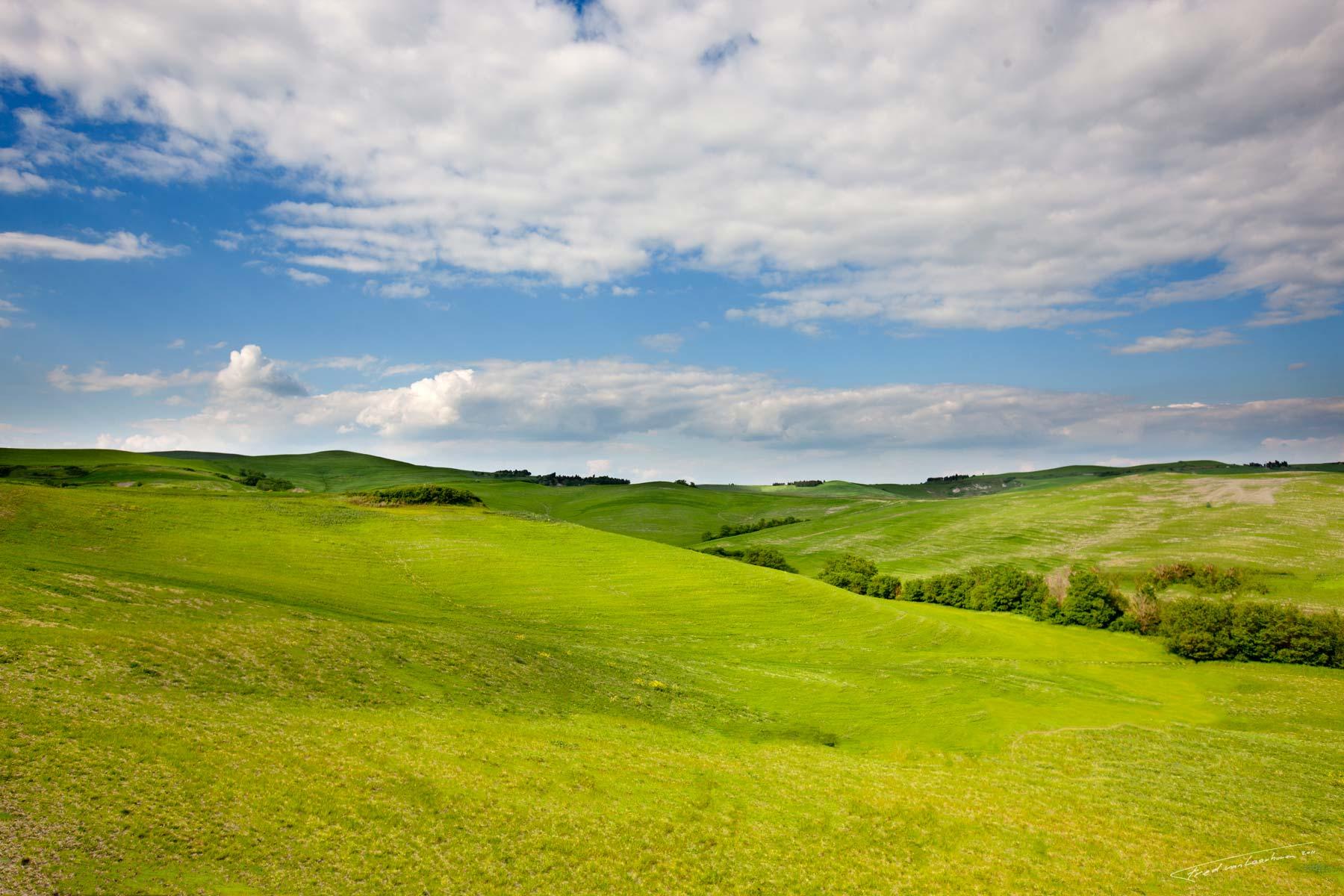 Toscane Landschap Fred Van Laarhoven Fotografie